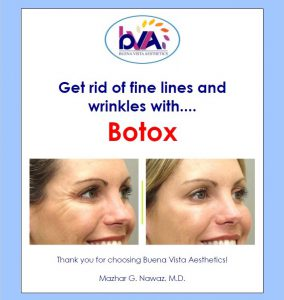 Botox Email